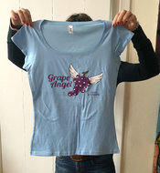 T-shirt-Grape-Angel-(dames)